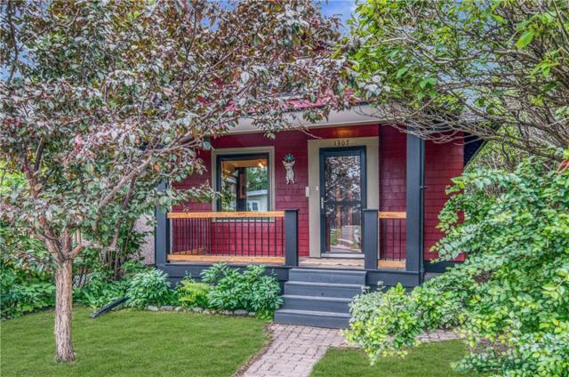 1307 20 Avenue NW, Calgary, AB T2M 1G4 (#C4258459) :: Redline Real Estate Group Inc