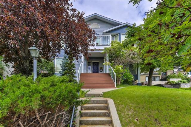 1912 10 Avenue NW, Calgary, AB T2M 1G3 (#C4258461) :: Canmore & Banff