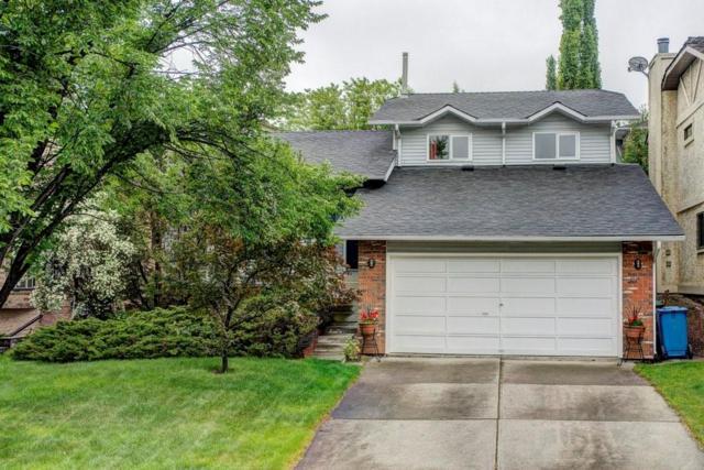 147 Stratton Crescent SW, Calgary, AB T3H 1T7 (#C4258465) :: Redline Real Estate Group Inc