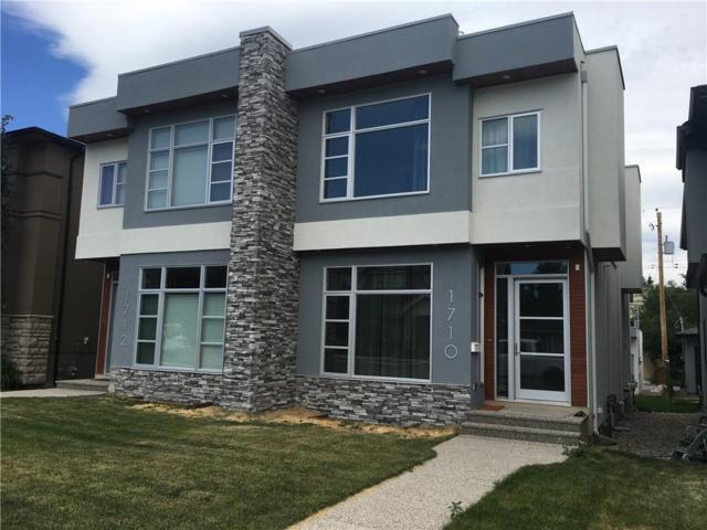 1710 32 Avenue SW, Calgary, AB T2T 1V9 (#C4258476) :: The Cliff Stevenson Group