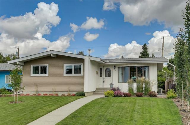 9836 Avalon Road SE, Calgary, AB T2J 0V6 (#C4258478) :: The Cliff Stevenson Group
