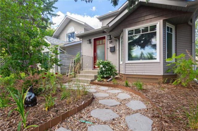 514 15 Avenue NE, Calgary, AB T2E 1H6 (#C4258487) :: Redline Real Estate Group Inc