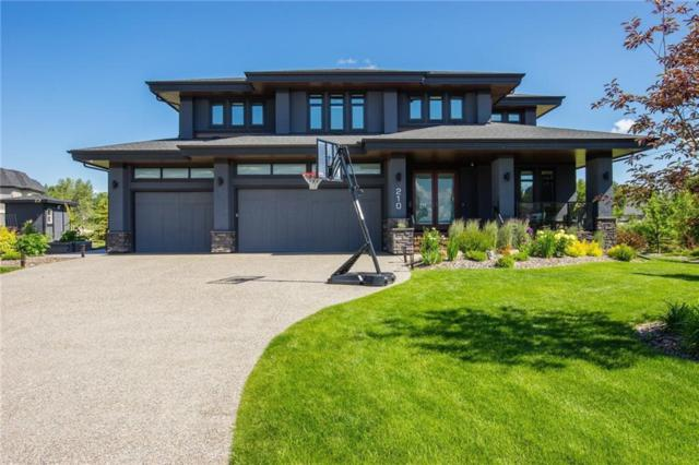 210 Creekstone Rise, Rural Rocky View County, AB T3L 0C9 (#C4258523) :: Redline Real Estate Group Inc