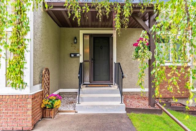 228 Coach Side Road SW, Calgary, AB T3H 2T3 (#C4258553) :: Redline Real Estate Group Inc