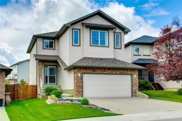 74 Westmount Circle, Okotoks, AB T1S 0B7 (#C4258555) :: Virtu Real Estate