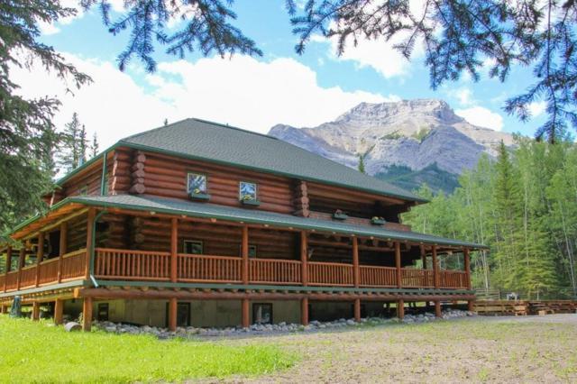 26 Heart Rise, Lac des Arcs, AB T1W 2W3 (#C4258556) :: Canmore & Banff