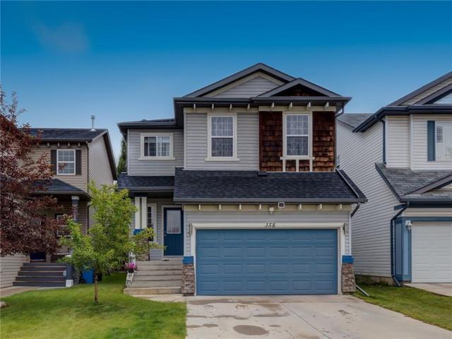 358 Tuscany Drive NW, Calgary, AB T3L 2W6 (#C4258570) :: The Cliff Stevenson Group