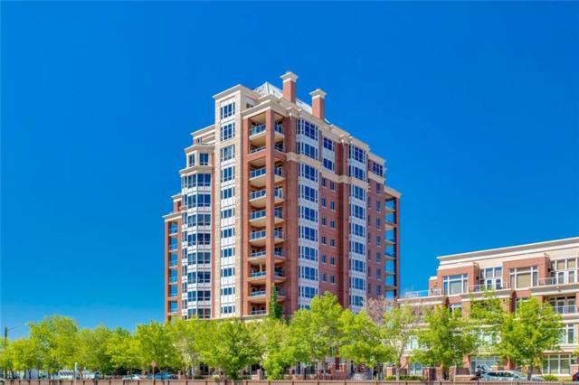 690 Princeton Way SW #604, Calgary, AB T2P 5J9 (#C4258575) :: Redline Real Estate Group Inc