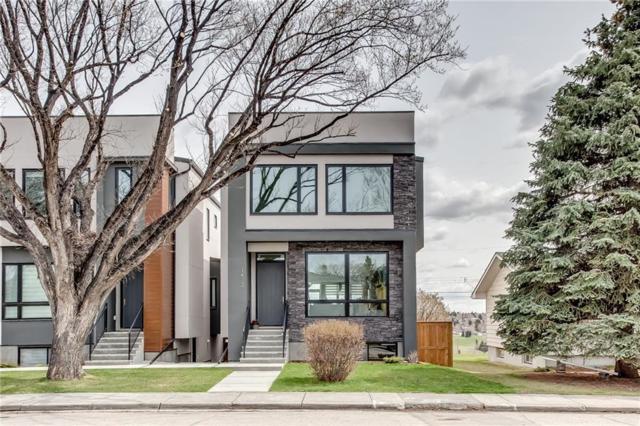 1442 Russell Road NE, Calgary, AB T2E 5N3 (#C4258583) :: Redline Real Estate Group Inc