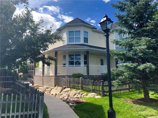 410 Prairie Sound Circle NW, High River, AB T1V 2A2 (#C4258593) :: Redline Real Estate Group Inc