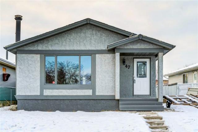 47 Aberdare Crescent NE, Calgary, AB T2A 6T5 (#C4258596) :: Virtu Real Estate