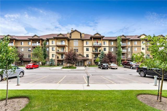 92 Crystal Shores Road #2212, Okotoks, AB T1S 2M9 (#C4258603) :: Redline Real Estate Group Inc
