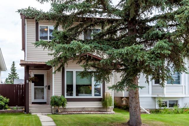 8 Cedardale Mews SW, Calgary, AB T2W 5G4 (#C4258609) :: Canmore & Banff