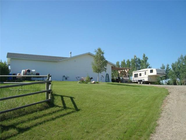 331050 Rge Rd 234, Trochu, AB T0M 2C0 (#C4258610) :: Canmore & Banff