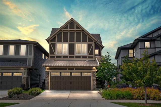 105 Hillcrest Drive SW, Airdrie, AB T4B 0Y8 (#C4258613) :: Redline Real Estate Group Inc