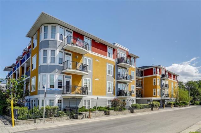 208 Holy Cross Lane SW #204, Calgary, AB T2S 3G3 (#C4258635) :: Redline Real Estate Group Inc