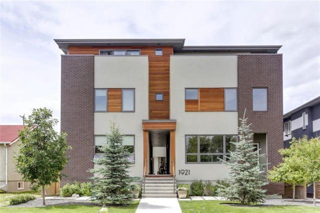 1921 27 Street SW #105, Calgary, AB T3E 2E6 (#C4258640) :: Redline Real Estate Group Inc