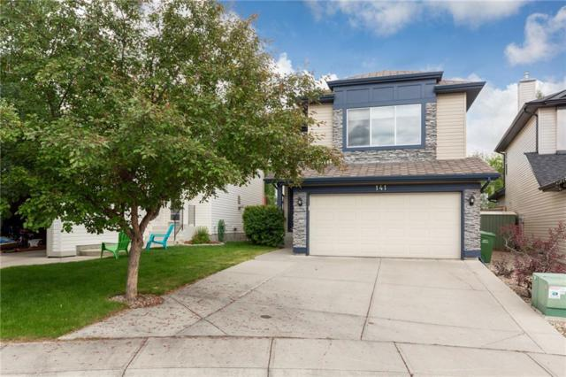 141 Tuscany Meadows Close NW, Calgary, AB T3L 2M9 (#C4258643) :: The Cliff Stevenson Group