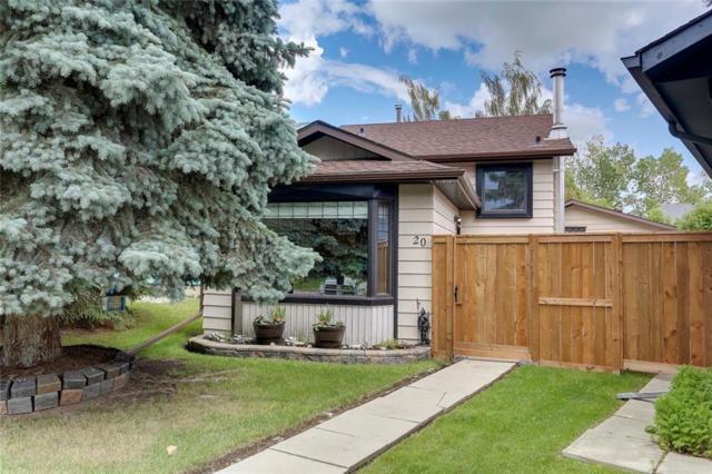 20 Erin Croft Place SE, Calgary, AB T2B 2T9 (#C4258647) :: Redline Real Estate Group Inc