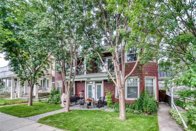 1450 Memorial Drive NW #3, Calgary, AB T2N 2E5 (#C4258654) :: Redline Real Estate Group Inc
