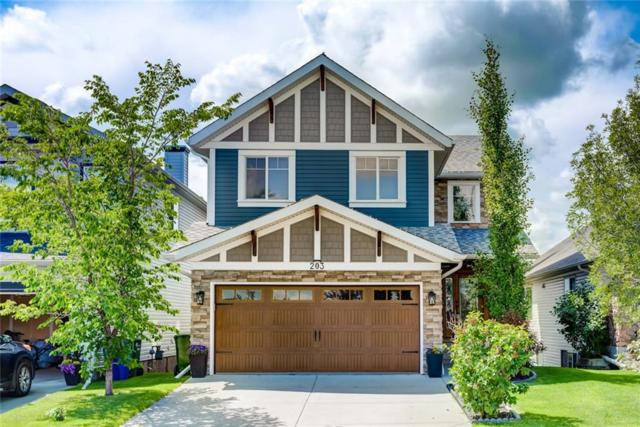 203 Sagewood Boulevard SW, Airdrie, AB T4B 3A6 (#C4258657) :: Virtu Real Estate