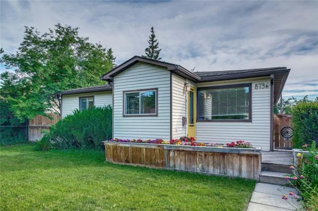 8736 34 Avenue NW, Calgary, AB T3B 1R7 (#C4258660) :: Redline Real Estate Group Inc