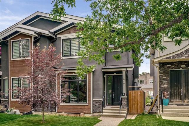 412 23 Avenue NW, Calgary, AB T2M 1S4 (#C4258735) :: The Cliff Stevenson Group