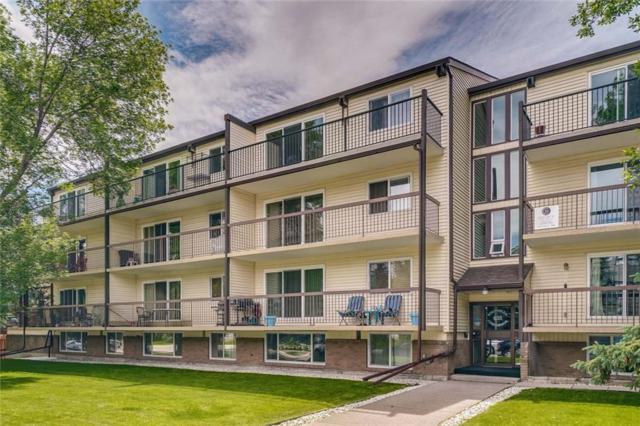 635 56 Avenue SW #102, Calgary, AB T2V 0G9 (#C4258746) :: Redline Real Estate Group Inc