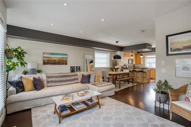 1518 27 Avenue SW #2, Calgary, AB T2T 1G4 (#C4258762) :: Redline Real Estate Group Inc