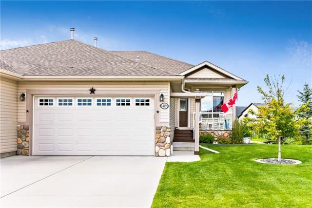 419 High Park Place NW, High River, AB T1V 0A6 (#C4258763) :: Redline Real Estate Group Inc