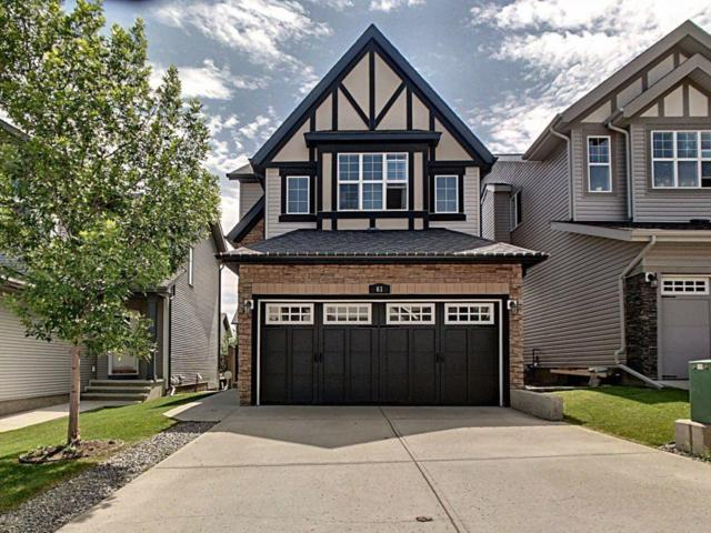 61 Sage Valley Manor NW, Calgary, AB T3R 0E4 (#C4258781) :: Redline Real Estate Group Inc