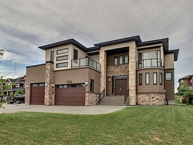 986 East Chestermere Drive, Chestermere, AB T1X 1R2 (#C4258783) :: Redline Real Estate Group Inc