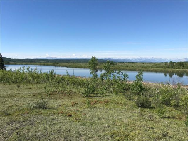 8.8 Acres On Hwy 40, Rural Rocky View County, AB T4C 2G4 (#C4258795) :: Redline Real Estate Group Inc