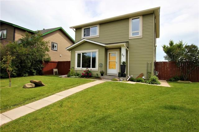 57 Aberdare Road NE, Calgary, AB T2A 6V8 (#C4258815) :: Redline Real Estate Group Inc