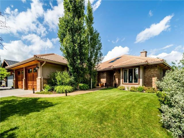 515 Rodeo Ridge, Rural Rocky View County, AB T3Z 3G2 (#C4258820) :: Calgary Homefinders