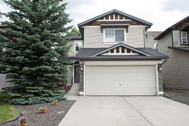 346 Cougar Ridge Drive SW, Calgary, AB T3H 4Z5 (#C4258829) :: Canmore & Banff