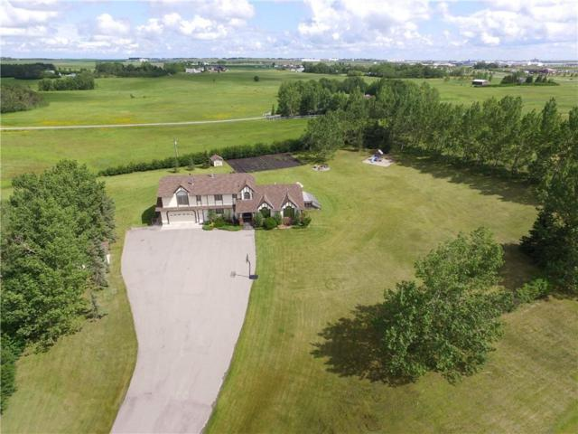 292139 Butte Valley Estates, Rural Rocky View County, AB T4A 0N2 (#C4258832) :: Redline Real Estate Group Inc