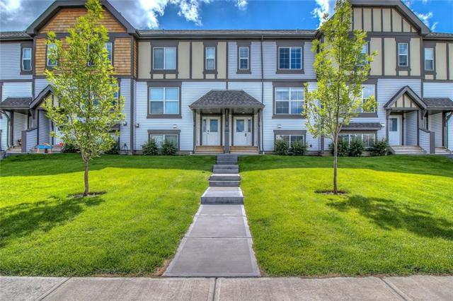 130 New Brighton Way SE #554, Calgary, AB T2Z 1H8 (#C4258847) :: Redline Real Estate Group Inc