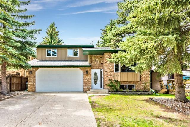 114 Woodburn Crescent, Okotoks, AB T1S 1L3 (#C4258848) :: Redline Real Estate Group Inc