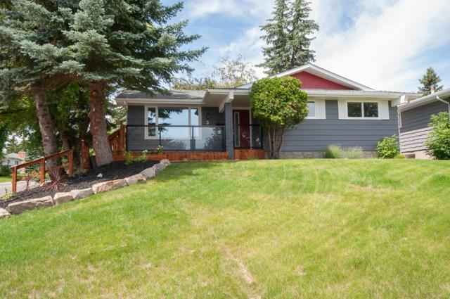 3 Canna Bay SW, Calgary, AB T2W 1P2 (#C4258866) :: Redline Real Estate Group Inc