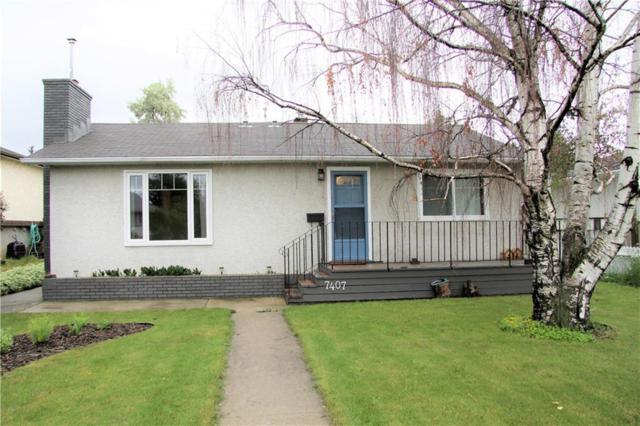 7407 39 Avenue NW, Calgary, AB T3B 1W9 (#C4258875) :: Redline Real Estate Group Inc