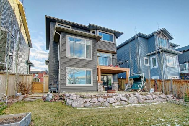225 Jumping Pound Terrace, Cochrane, AB T4C 0K5 (#C4258891) :: Redline Real Estate Group Inc