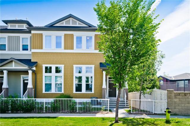 1213 Evanston Square NW, Calgary, AB T3P 0G9 (#C4258922) :: Redline Real Estate Group Inc