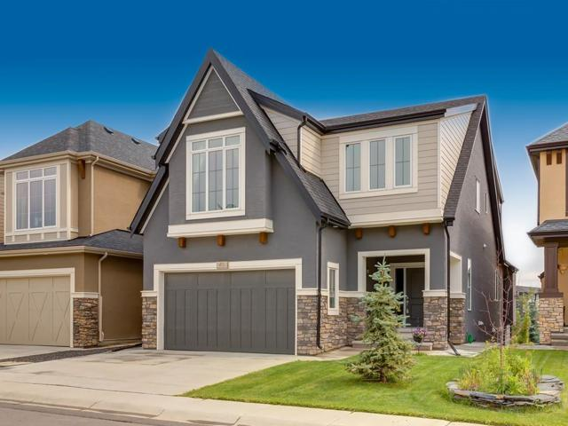 45 Evansborough Green NW, Calgary, AB T3P 0M8 (#C4258926) :: Redline Real Estate Group Inc