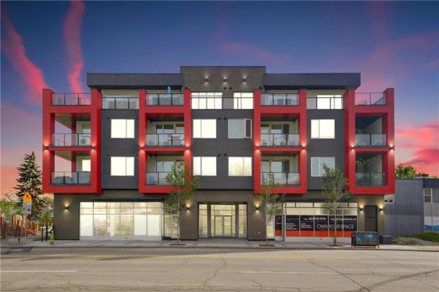 1526 9 Avenue SE #204, Calgary, AB T2G 0T7 (#C4258931) :: The Cliff Stevenson Group