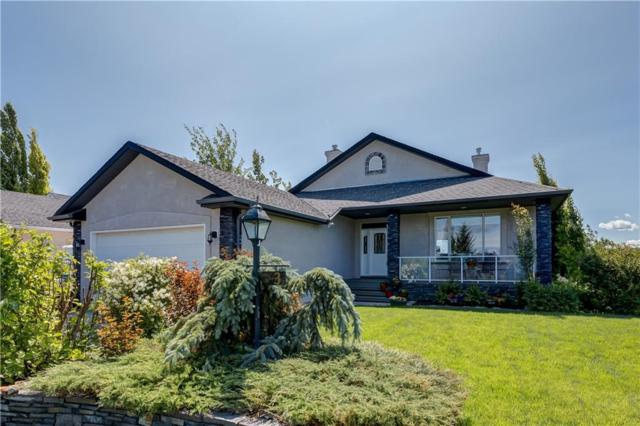 3 Wildflower Hill(S), Rural Rocky View County, AB T3Z 1C1 (#C4258946) :: Redline Real Estate Group Inc
