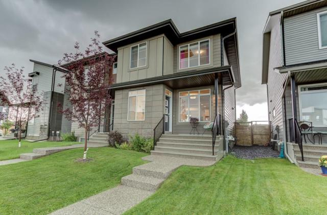 1290 Walden Drive SE, Calgary, AB T2X 2H5 (#C4258967) :: Canmore & Banff