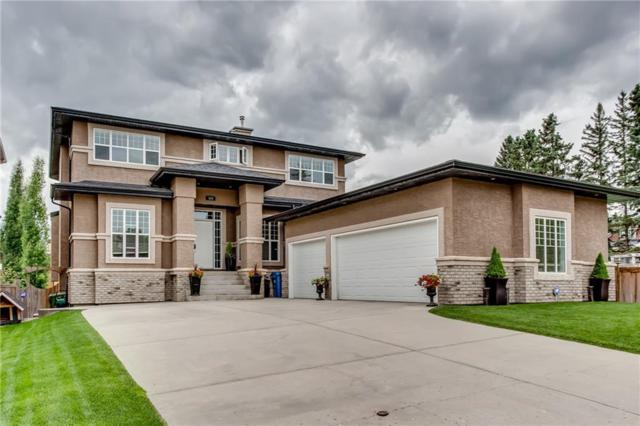129 Dalhousie Road NW, Calgary, AB T3A 2T9 (#C4258977) :: The Cliff Stevenson Group