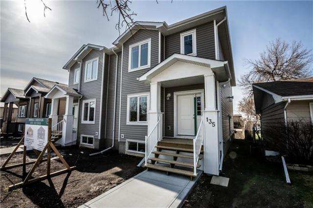 135 4 Avenue SE, High River, AB T1V 1G8 (#C4258992) :: Redline Real Estate Group Inc