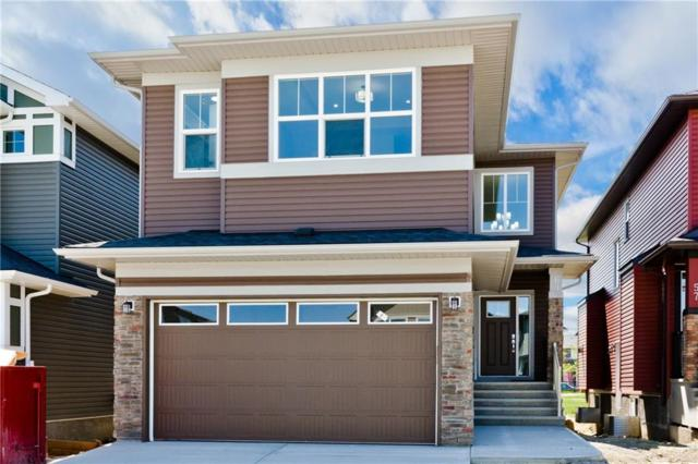 61 Walgrove Garden(S) SE, Calgary, AB T2X 4C5 (#C4259033) :: Redline Real Estate Group Inc